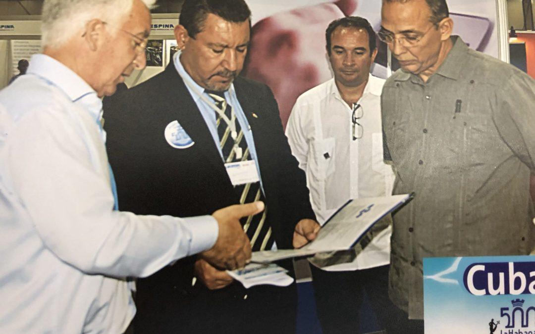 Το έργο LIFE LEACHLESS συμμετείχε στο συνέδριο CUBAGUA 2019